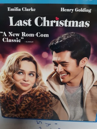 LAST CHRISTMAS **NEW RELEASE**