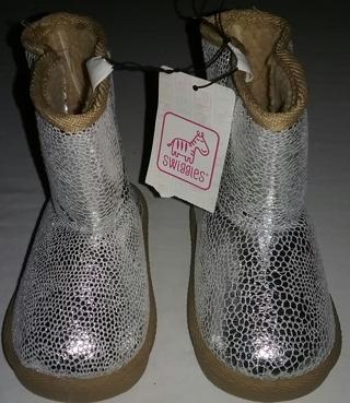 Brand New Toddker Girls Swiggles Boots Size 8
