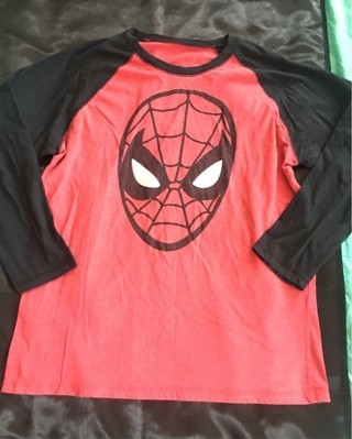 Spider-Man Top Men Large