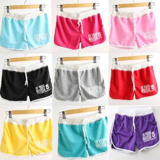 Sexy Cotton Casual Beach Running Sports Shorts Slim Mini Soft Pants
