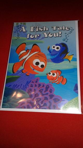 Nemo Book Card