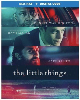 The Little Things HD movies anywhere, Vudu digital code