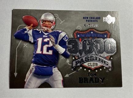 Tom Brady 2006 ( 3,000 Passing Club)