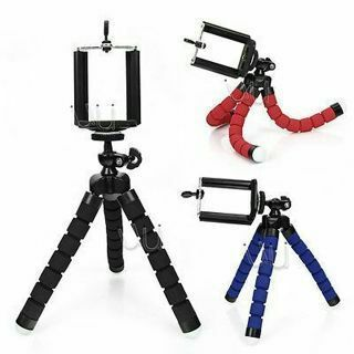 Octopus Stand Tripod Mount Holder for Mobile Smart Cell Phone GPS Digital Camera