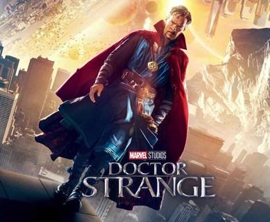 Doctor Strange 4K iTunes