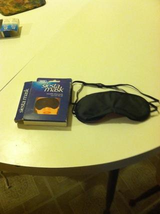 reusable sleep mask