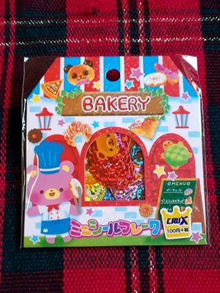 """Crux """"Bakery"""" Sticker Sack ~ Rare, Hard To Find & Only One, Available!! ☆Kawaii Bonus☆"""