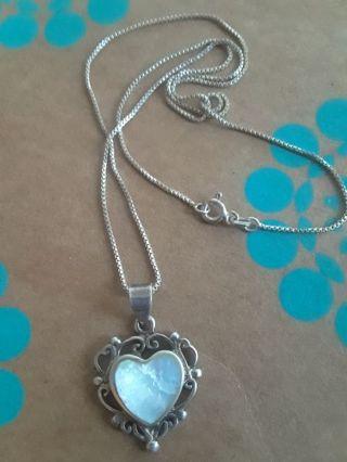 》》 Vintage Mop Necklace 《《