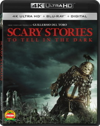 Brand New Scary Stories To Tell In The Dark 4K Ultra HD + Blu-Ray + Digital