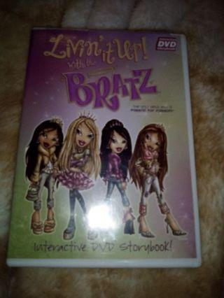 Livinit Up! With Bratz DVD!