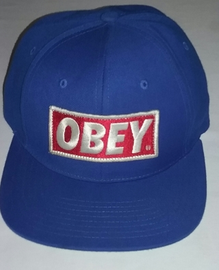 Brand New OBEY Clothing SnapBack Hat