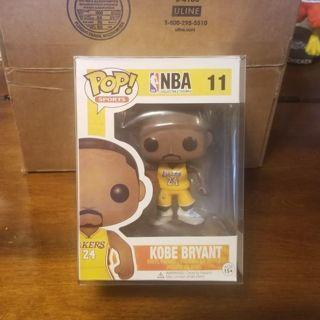 "[1 piece] ""Kobe Bryant"" #11 [china reprint not genuine] PopLife Funko w/soft protector READ>"