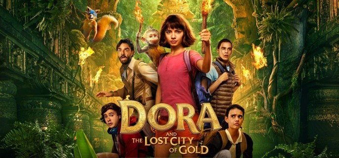 Dora and the Lost City of Gold (2019) HD VUDU