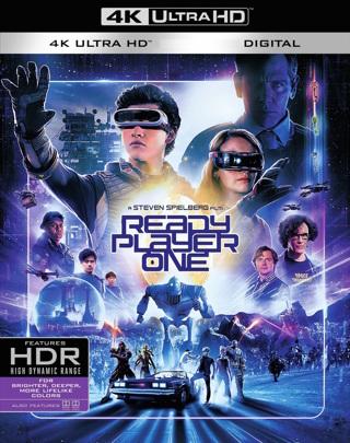 Free: Ready Player One 4K Ultra HD - VUDU Digital Code