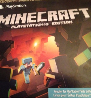 how to download minecraft for free on ps vita