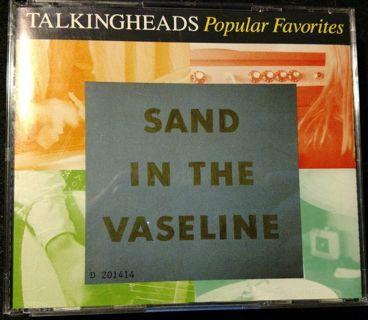 Talking Heads - Sand In The Vaseline