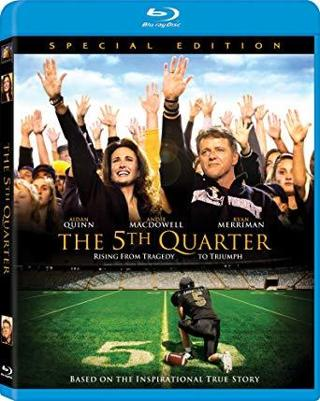 2011 The 5th Quarter Special Edition Blu-ray Disc Movie-New & Sealed