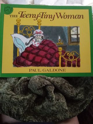 New The Teeny-Tiny Woman Book
