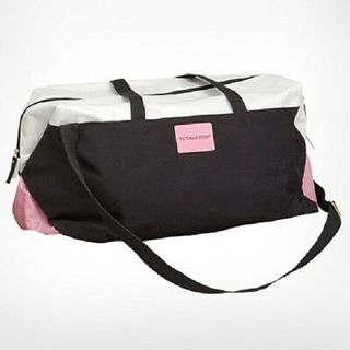 Like-New Victoria Secret Weekender Getaway Duffel Bag