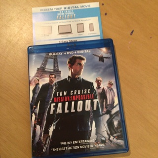 Mission:Impossible Fallout Digital Copy