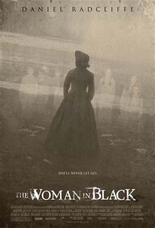 The Woman in Black SD digital copy ONLY