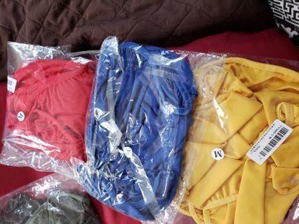 Your choice of color 2 piece set