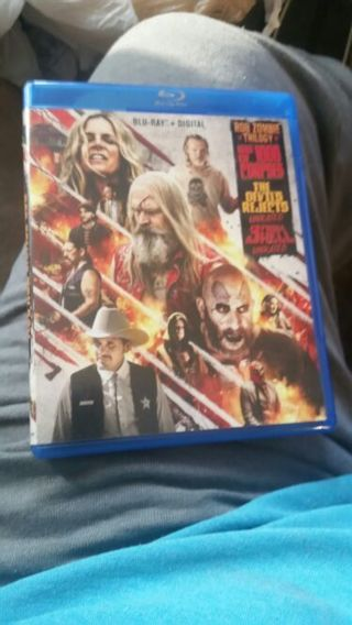 Rob zombie trilogy house of 1000 corpses the devils rejects and 3 from hell digital copy hd