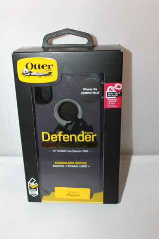 OTTER BOX - DEFENDER SERIES FOR iphone Xs