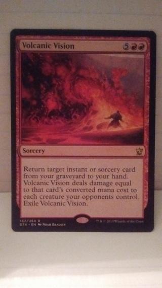 Volcanic Vision