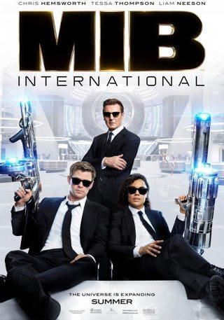Men in Black International (UHD) 4K (MoviesAnywhere)