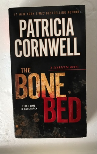 THE BONE BED-PATRICIA CORNWELL