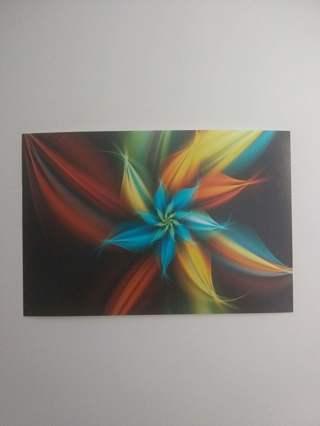 Spring Flower [PREMIUM] Fractal Print