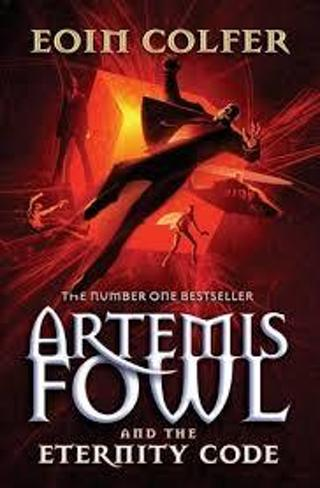 ARTEMIS FOWL #3: THE ETERNITY CODE by Eoin Colfer (HB/DJ-GC/1st ED) #LLP50jh