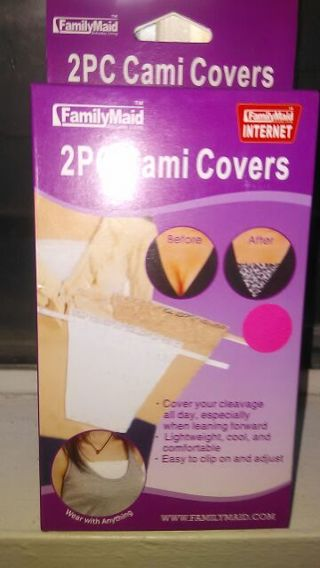 2 Piece Cami Covers