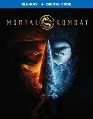 Mortal Kombat [Digital Copy] [Blu-ray] [2021] HD
