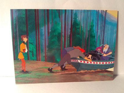 Pocahontas Trading Card