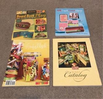 4 Paper Craft Idea Books