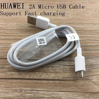 Original Micro USB Cable for HUAWEI MATE 7/8/S P6 p7 p8 P10 Lite Max HONOR 5x 5a 5c 6x NOVA Fast q