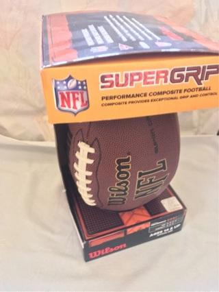 New NFL Football