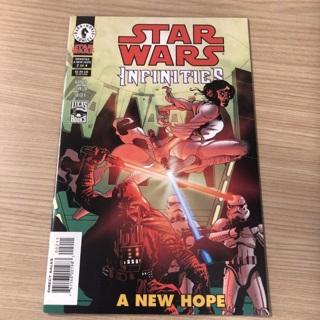 Star Wars #2 Infinities 2001  Dark Horse