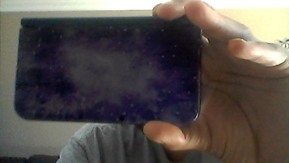 New Nintendo Galaxy 3DS XL with 19 games