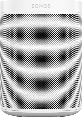 Sonos - One (Gen 1) Wireless Speaker with Amazon Alexa Voice Assistant - White