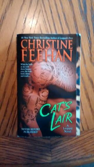 Cat's Lair Christine Feehan