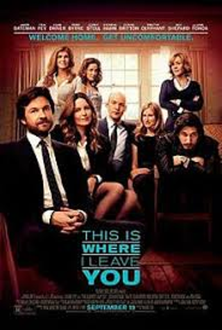 This is Where I leave You Vudu HD Digital movie Code USA