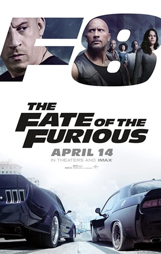Fate of The Furious 4k iTunes Code