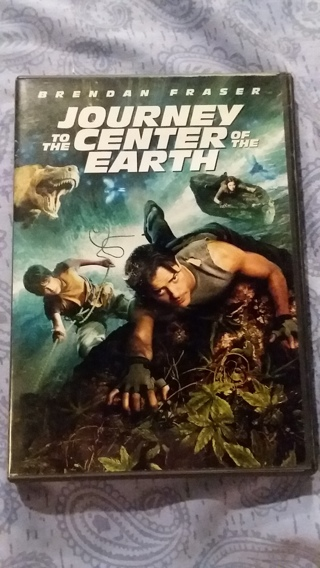 ⭐⭐Journey To The Center Of The Earth 2D & 3D Widescreen (Free Shipping & Tracking) ⭐⭐