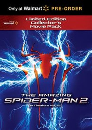 spider man collectors edition walmart
