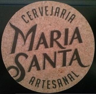 BEER COASTER - MARIA SANTA BREWERY