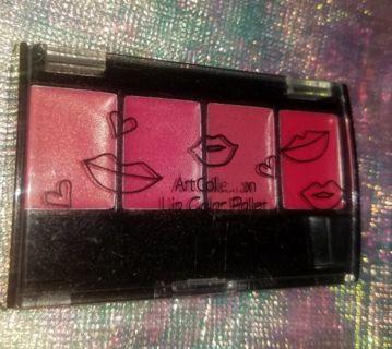 Korean Art Collection Lip Palette
