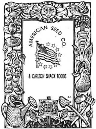 4 American Seed Company Flower Packets